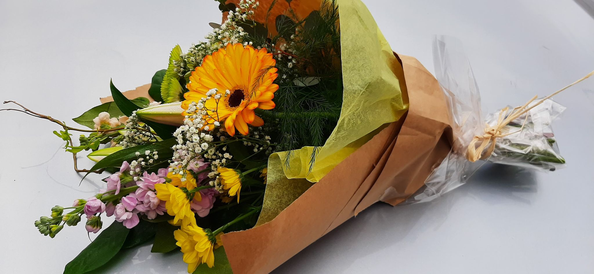 Bouquet of the month- Fall Delight