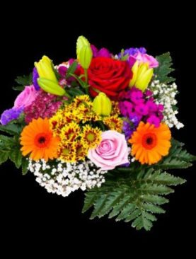 Mixed bouquet- Elegant
