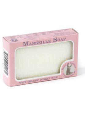Donkey milk marseille soap