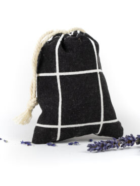 Dry Lavender Fragmented Pouch