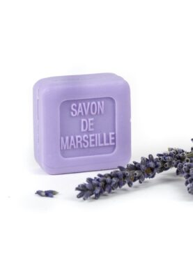 Lavender square soap-25 gr